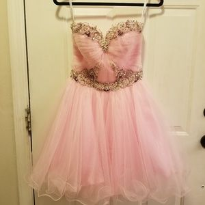 Sherri Hill Mini Formal